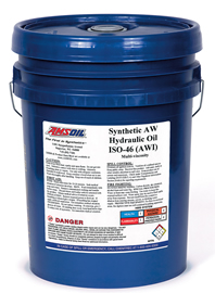 Synthetic Anti-Wear Hydraulic Oil - ISO 46 (AWI)