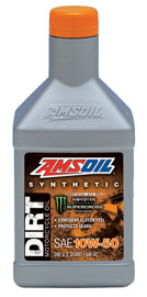 Synthetic 10W-50 Dirt Bike Oil (DB50)