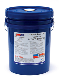 80W-140 Semi-Truck Gear Lube (FGO)